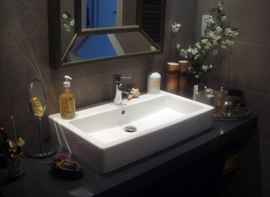 Baño-lavabo
