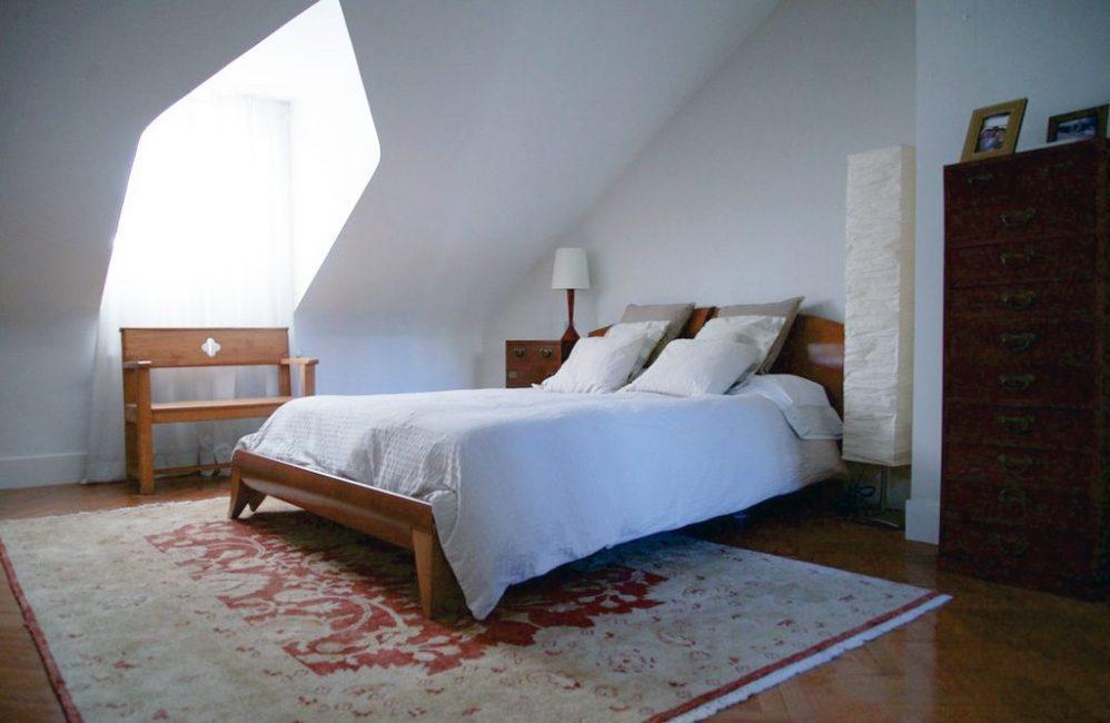 DormitorioBuhardilla