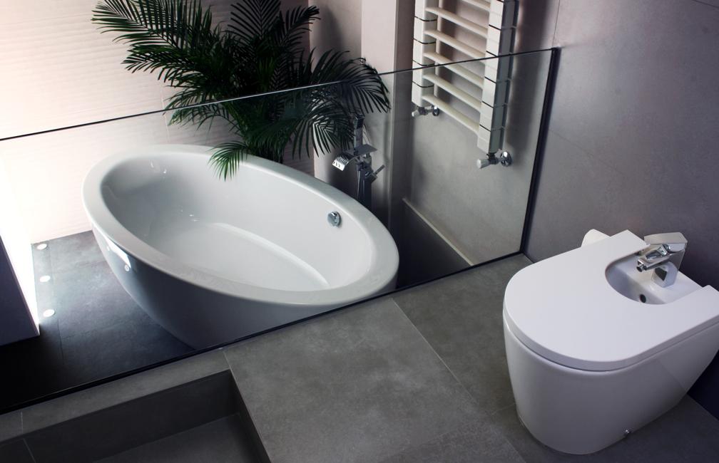 Reforma para añadir bañera a doble altura